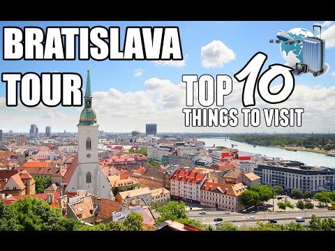 Bratislava City Tour - Top 10 Things to Visit
