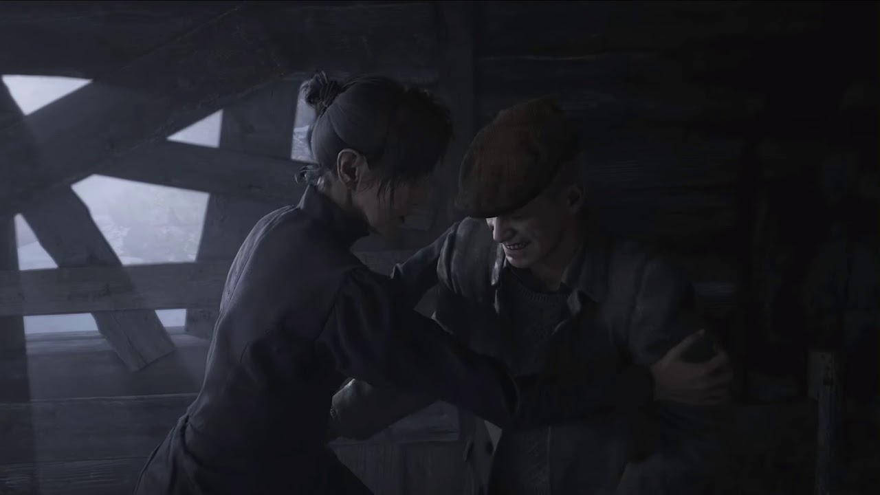Resident Evil 8 Village Gameplay Trailer Ps5 Youtube