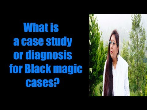 What Is A Case Study Or Diagnosis For Black Magic Cases? Mahakali Vedic:usa,uk,uae,india,Canadá,asia