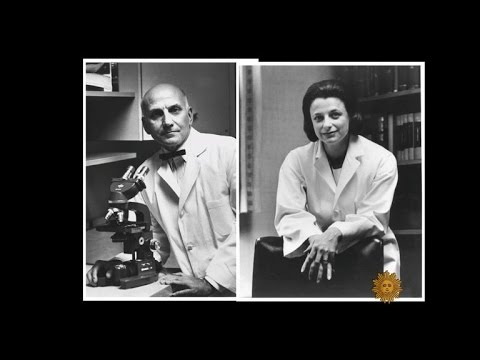 The story of Dr. William Masters and Virginia Johnson