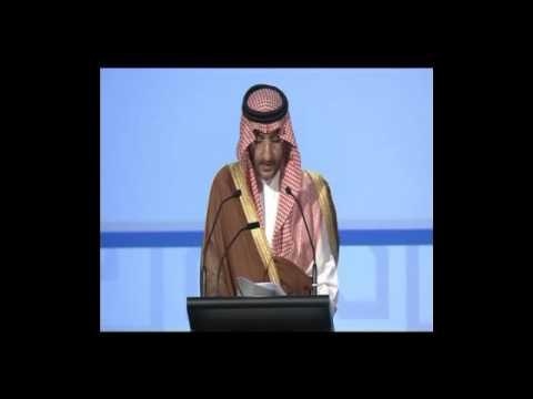 HRH Prince Faisal Bin Turki - Keynote Address - Sixth GPCA Annual Forum Speech