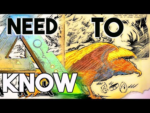 ARK Survival Evolved - ARK PHOENIX UNIQUE TAMING METHOD, NEED TO KNOW & HOW TO TAME - Dossier