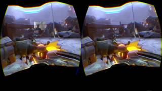 HALO 5 Xbox One Windows 10 Oculus Rift VR : Legendary Mission 3 part 1