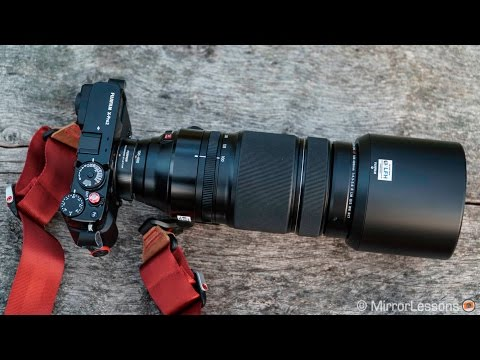 Fujifilm 100-400mm review for sports and wildlife photography