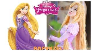 Disney Princess Characters in Real Life