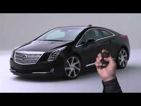 2014 Cadillac ELR Remote Key Access  YouTube
