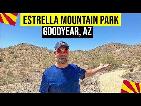Goodyear, Arizona: Estrella Mountain Regional Park | Moving / Living in Phoenix Arizona (Pt. 2)