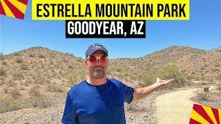 Goodyear, Arizona: Estrella Mountain Regional Park | Moving / …