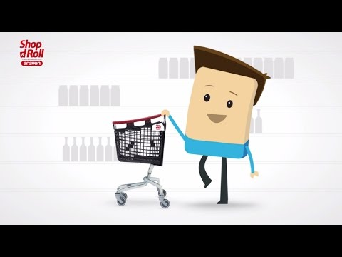 """""""Happier Shoppers""""  - Shop & Roll, the Shopping Experience that builds loyalty"""