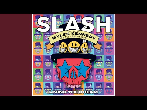 My Antidote (feat. Myles Kennedy & The Conspirators)