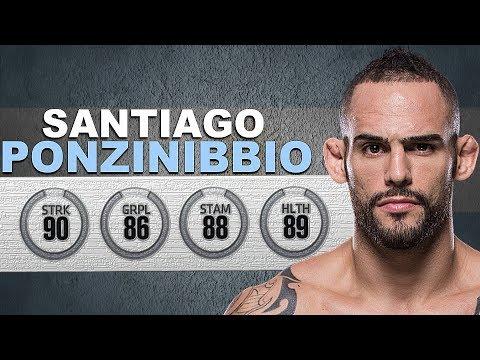 EA Sports UFC 3 - Fighter Request - Santiago Ponzinibbio!