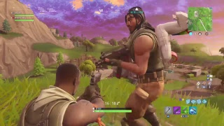 Unlocking the milly rock in fortnite.