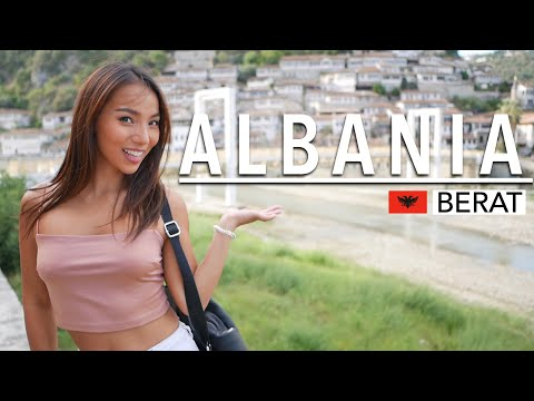 This is INSANE!!! OLDEST City! BERAT | TRAVEL to ALBANIA 2020