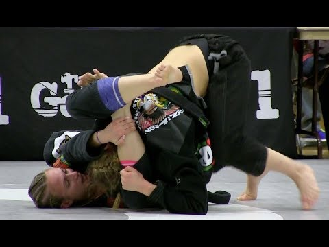 EXCLUSIVE! Fiona Watson vs Hillary Witt • Girls Grappling All-Star Invitational
