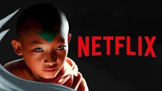 LIVE-ACTION AVATAR THE LAST AIRBENDER SERIES COMING TO NETFLIX!
