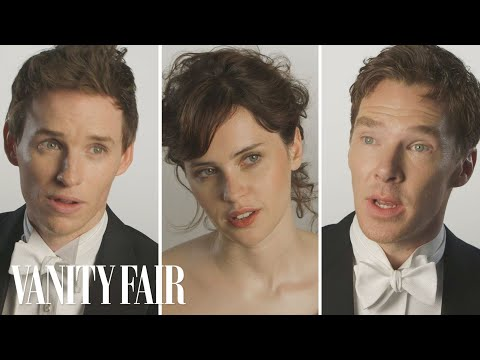 Least Comfortable Costume You've Worn in a Film? | 2015 Hollywood Issue Cover (Vanity Fair)
