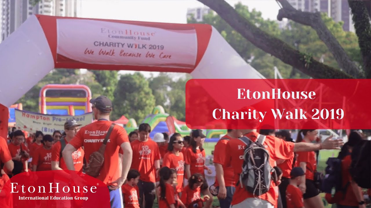 EtonHouse Charity Walk 2019