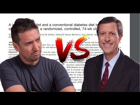 dr. neal barnard dieta para la diabetes inversa