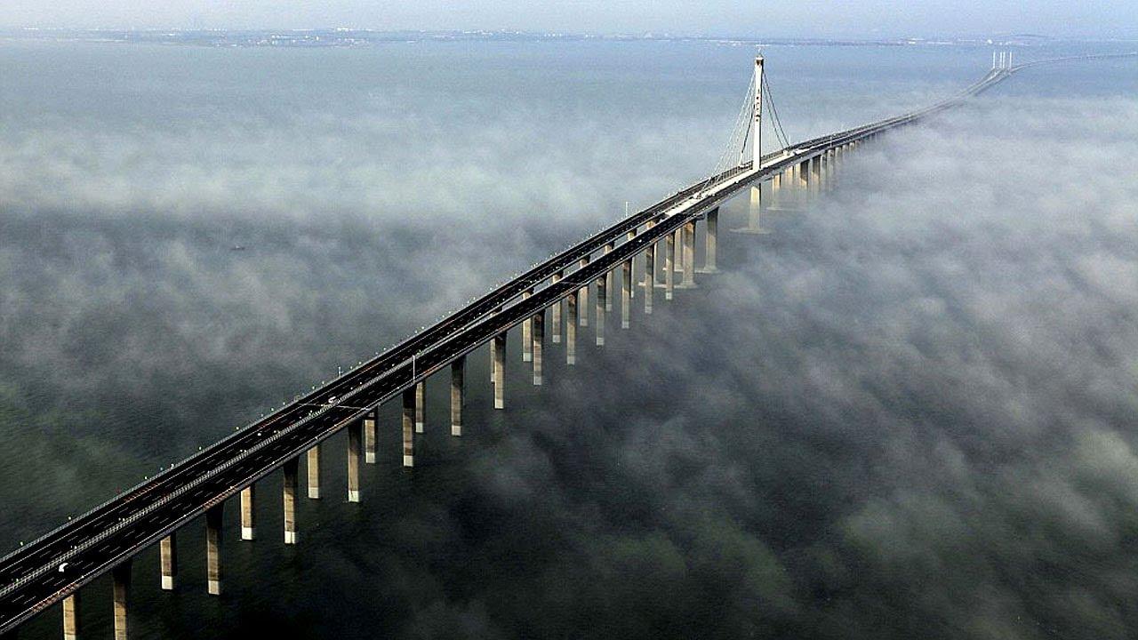 বিশ্বের দীর্ঘতম ১০টি সেতু যা আপনাকে অভিভূত করবে !! 10 Longest Bridges In The World