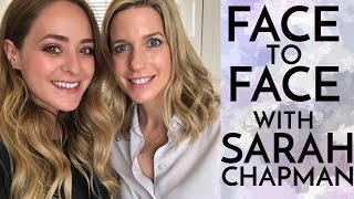 Face to Face with Sarah Chapman | Fleur De Force
