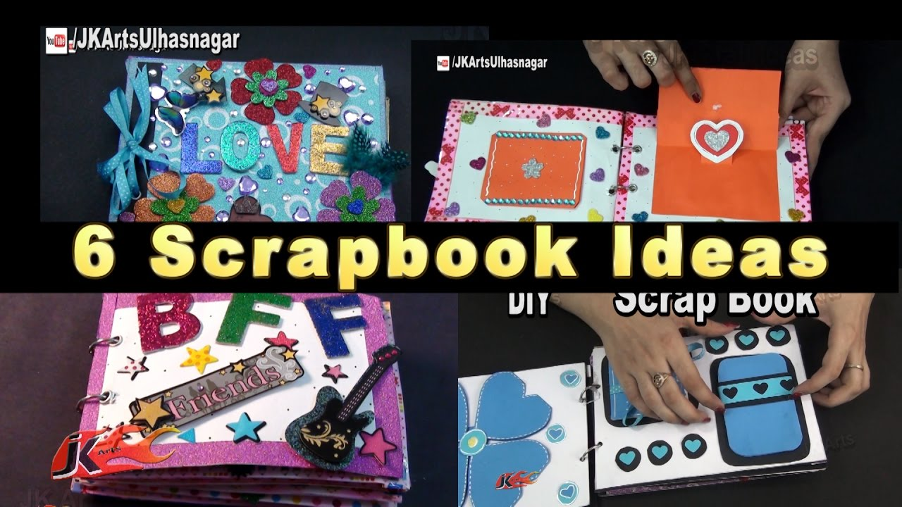 scrapbooking craft ideas 6 scrapbook ideas jk craft ideas 102 2887