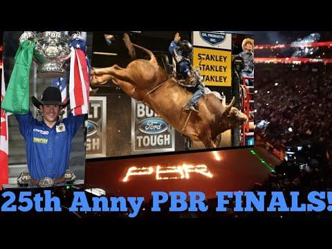 25th Anniversary PBR FINALS!! Las Vegas,NV  2018