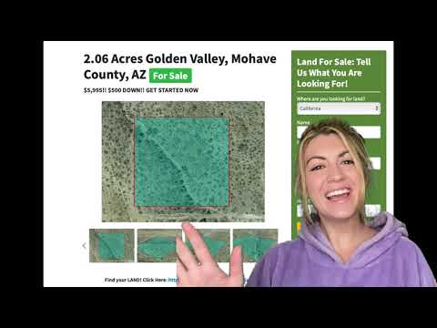 2.06 Acre Golden Valley Mohave County, AZ