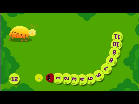 Learning Numbers For Kids 1-15 - BiBoBi