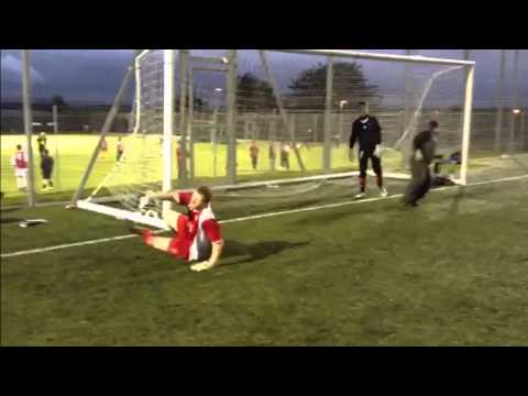 John Hillcoat Goalkeeping Academy 2012 Highlights