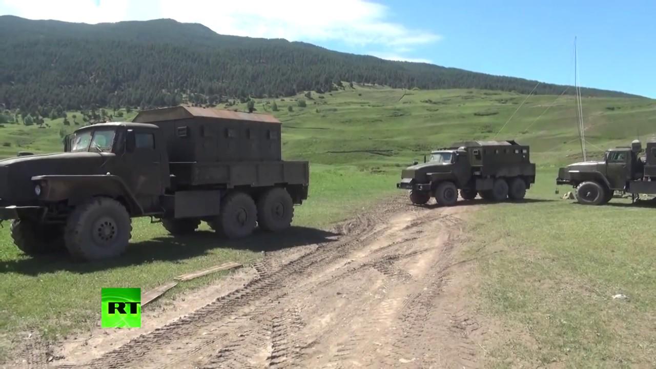 НАК опубликовал видео операции по нейтрализации главаря боевиков в Дагестане