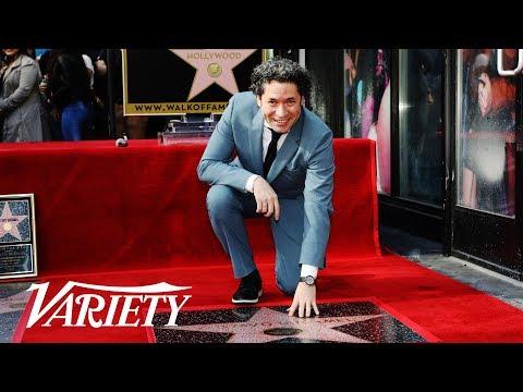 Gustavo Dudamel - Hollywood Walk of Fame Ceremony - Live Stream