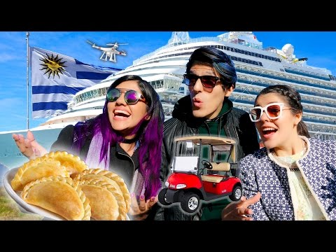 VIAJANDO EN BARCO A URUGUAY | LOS POLINESIOS VLOGS