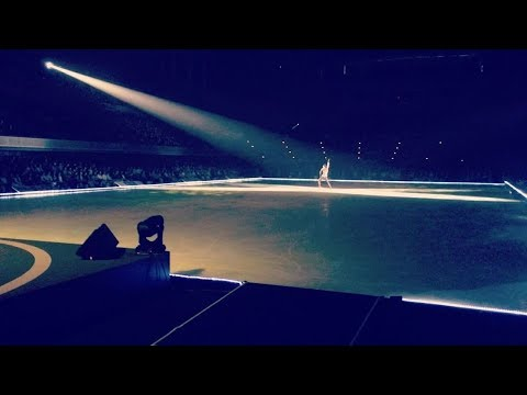 Johnny Weir, 'Chandelier' Premiere: Fantasy on Ice 2017
