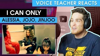 JoJo, Alessia Cara, and JinJoo Lee prove the value of bathroom acoustics