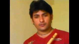 Dil hai chota sa(Roza) - Flute Instrumental.wmv