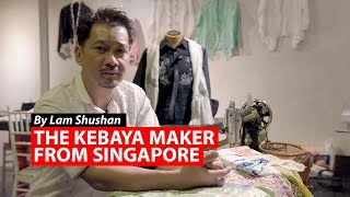 The Kebaya Maker from Singapore | CNA Insider