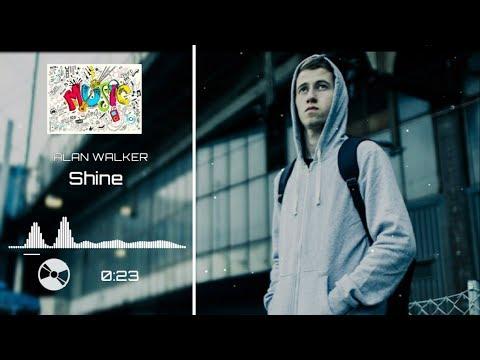 ALAN WALKER - Shine ( New Song 2018 )