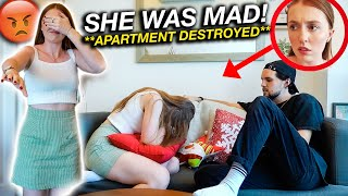 Huge CHRISTMAS SURPRISE for Girlfriend in Manila Apartment! (This Went WRONG)