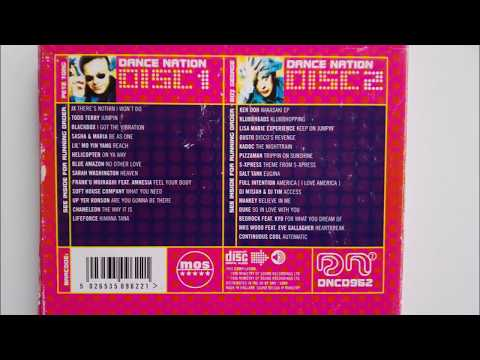 Ministry of Sound - Dance Nation 2 - mixed by Boy George (1996) CD2