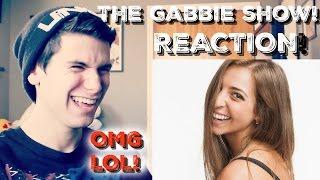 The Gabbie Show Vine Compilation - Reaction!