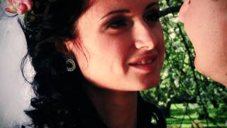 Креативный свадебный клип