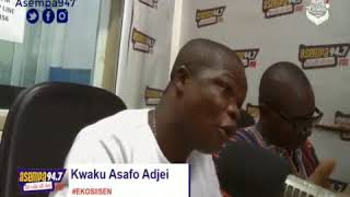 Akufo Addo's substandard gov't milking the nation resources-Asafo Adjei