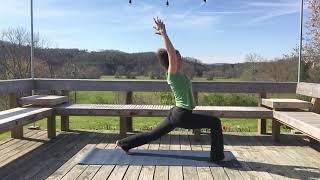 Spring yoga 5