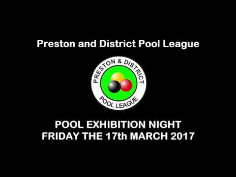 2017 03 17   Jimmy White Pool Exhibition Night