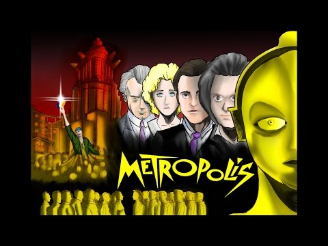 Metropolis - Mad-Vad Reviews (Episode 1)