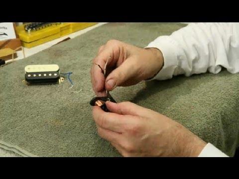 how-to-build-magnetic-guitar-pickups-:-guitar-building-&-repair