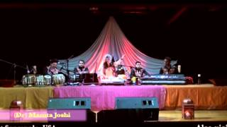 "DR MAMTA JOSHI LIVE IN CONCERT USA SINGING SONG ""DOABE DIYAAN KOTHIAN"""