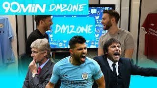Can Bristol beat Man City in the 2nd leg after 2-1 loss!? | Chelsea or Arsenal to make LC Final!?