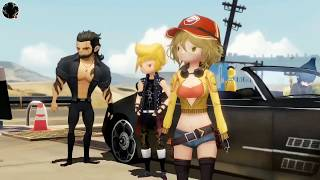 FINAL FANTASY XV POCKET EDITION | Free Download  Android,Pc, ios | download link in description