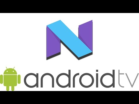 Android TV 7.1 Nougat For PC | Android x86 | Experimental Build